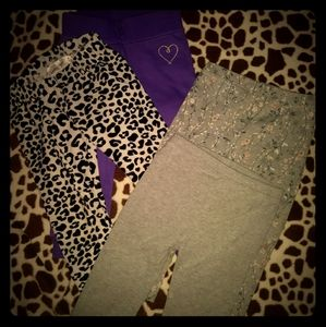 12 pair girls pants